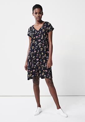 Beautiful Flower Dress