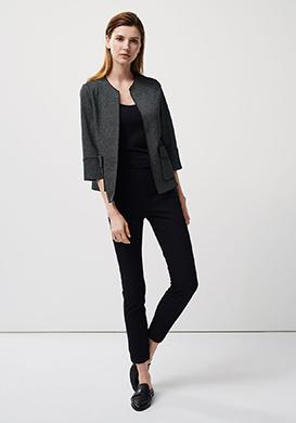 New Tweed Jacket