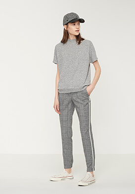 Sporty Business Look