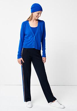 Blue Cashmere