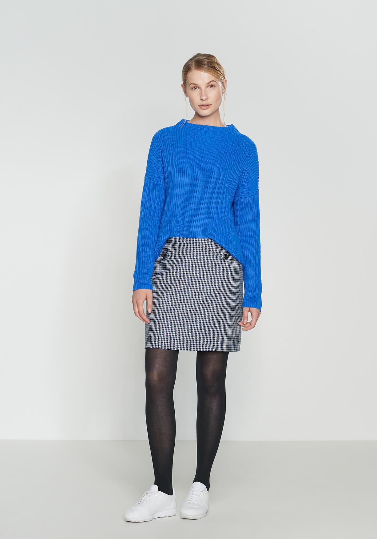 Blau Grau Style