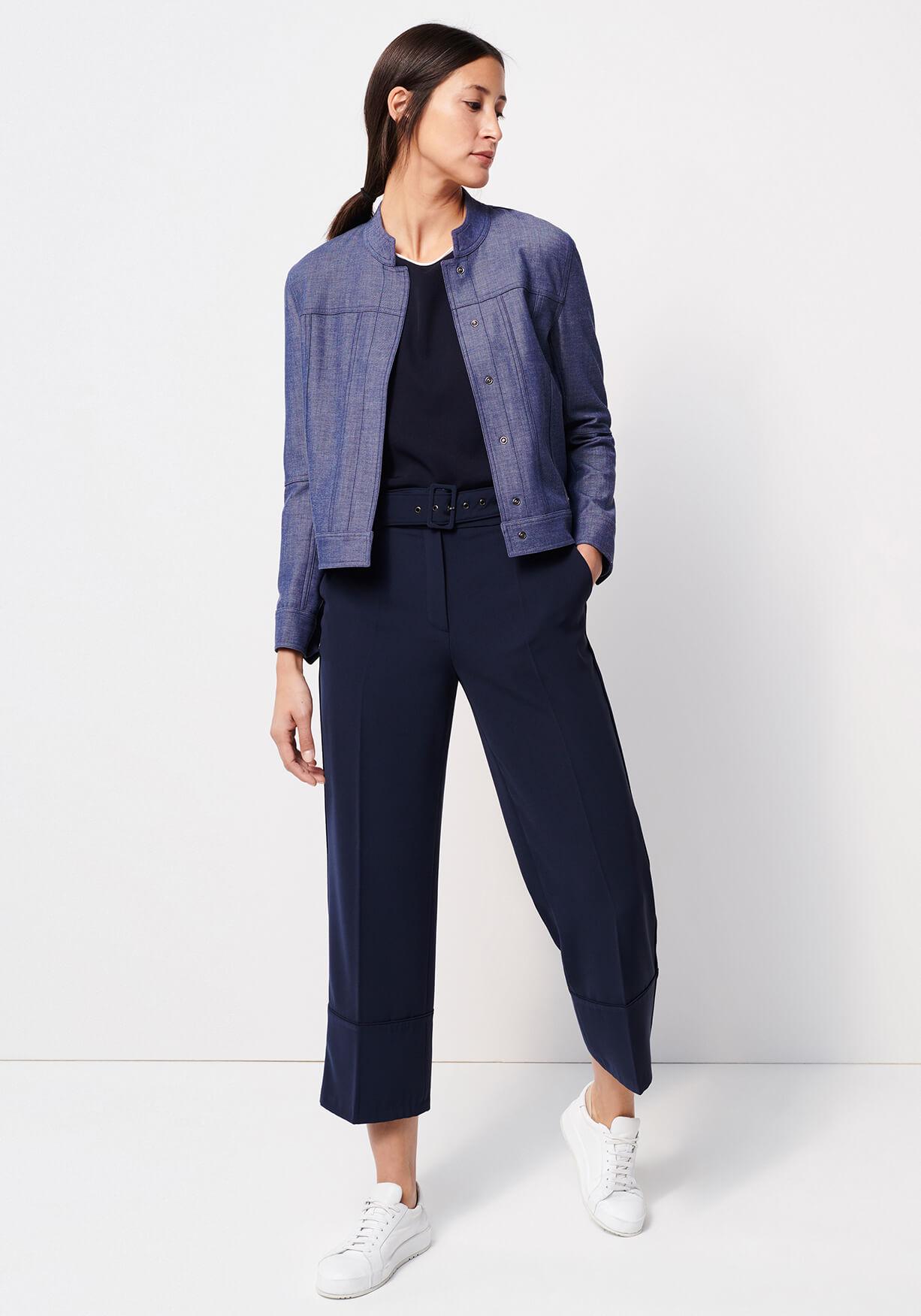 Moderne Jeansjacke