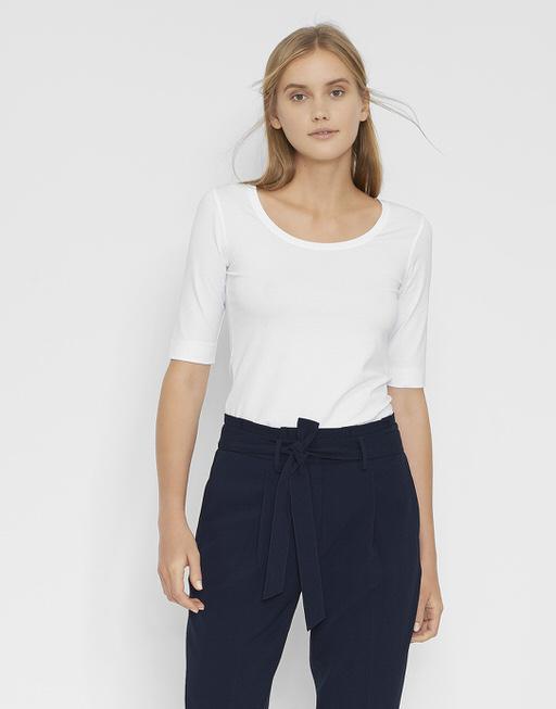 Basic shirt Sanika white