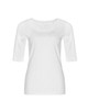 Basicshirt Sanika white