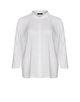 Oversize Bluse Fonky white