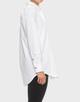 Longbluse Fionina white