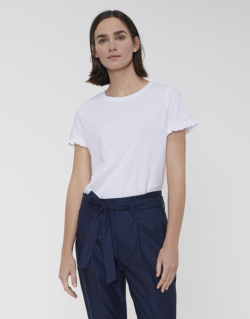 T-shirt Sereia white