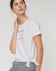 Motiv Shirt Sakosta print white
