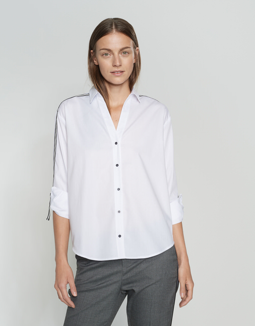 White Your By Favourites Fuline Online Blouse OpusShop BdxrsothQC
