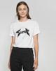 Motiv Shirt Stari print white