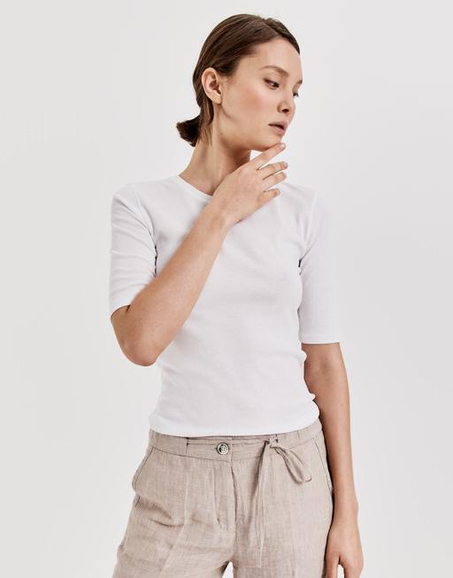 T-Shirt daily B white