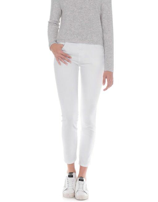 opus jeans weiss