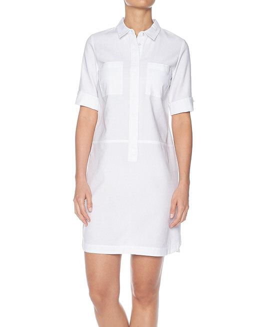 Blusenkleid Willmar white