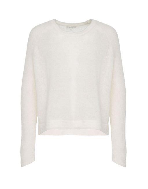 Strickpullover Petranka whisper white