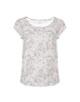Shirtbluse Flinka flower milk