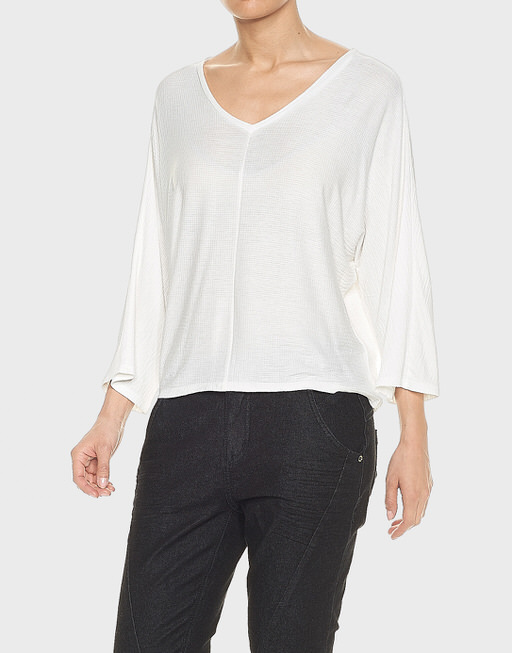 Oversize Shirt Slindi milk