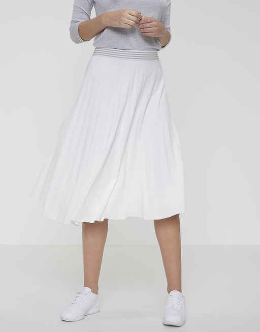 pleated skirt Regila milk