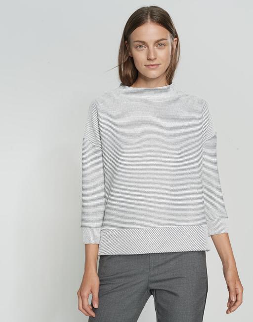 Sweatshirt Gemola milk