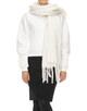 Oversize Schal Aflisa scarf soft cream