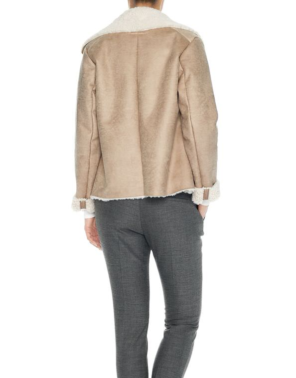 the latest cd1c4 1cd9c Bomber jacket Hurley beige by OPUS | shop your favourites online