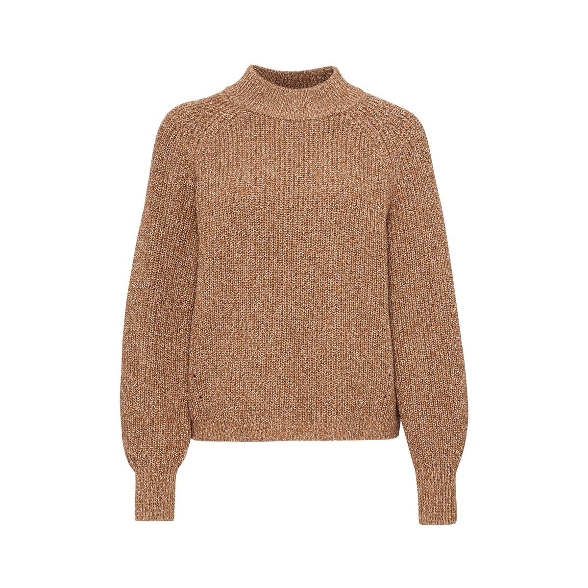 Artikel klicken und genauer betrachten! - Der Pullover aus reiner BCI Baumwolle überzeugt durch die Two-Tone Optik, die ein dynamisches Design schafft. Das schmale Bündchen am Saum, im Kombination mit dem weiter geschnittenem Raglan-Ärmel verleihen dem Pullover eine leicht voluminöse Passform. Der angedeutete Kragen wärmt nicht nur, sondern rundet den leicht runden Fit nach oben hin sehr gut ab.   im Online Shop kaufen
