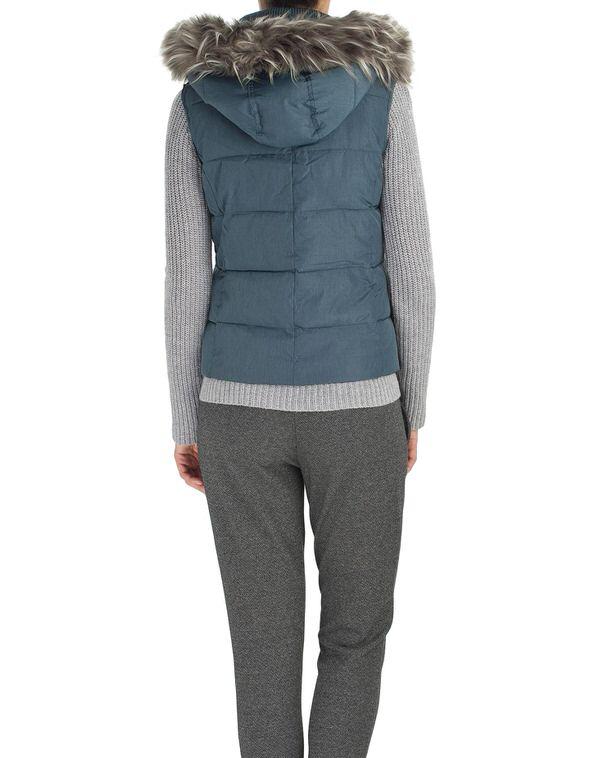 newest collection d98c4 ed922 Steppweste Hanny grün online bestellen | OPUS Online Shop