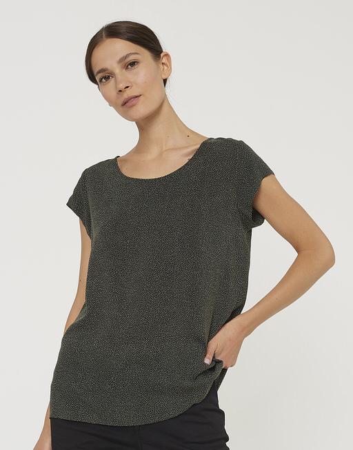 Sammlungen Zum Verkauf Besuchen Neue Shirtbluse Fjelmi minimal OPUS Billige Finish Werksverkauf Limit Rabatt TgowFFHeU