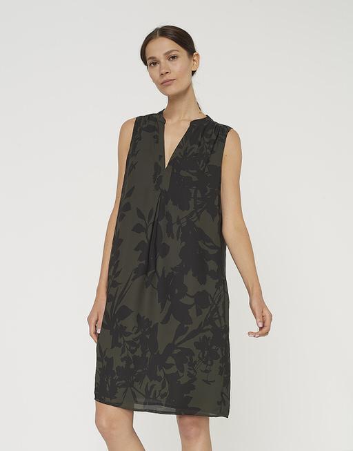 Sommerkleid Wemka oliv green
