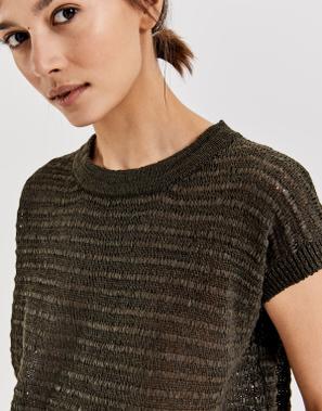Gehaakte Trui Dames.Trui Bij Opus Someday Fashion Online Shoppen Vanaf 50 Gratis