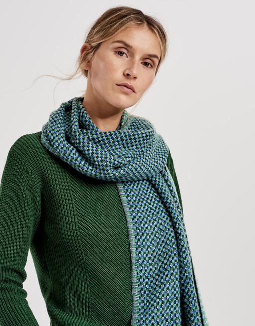 Scarf Acoco scarf greenery