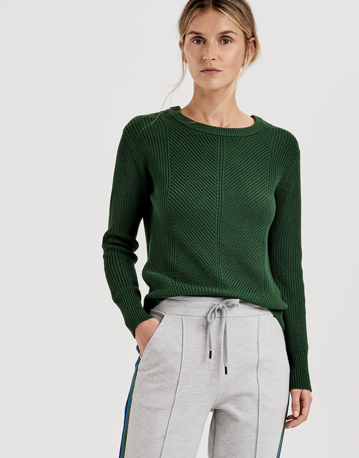 Pullover Puxel greenery