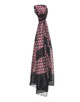 Sommertuch Ablume scarf dried berry