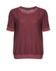 Shirt Sausta red wine