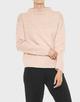 Boxy Pullover Paro nude rose