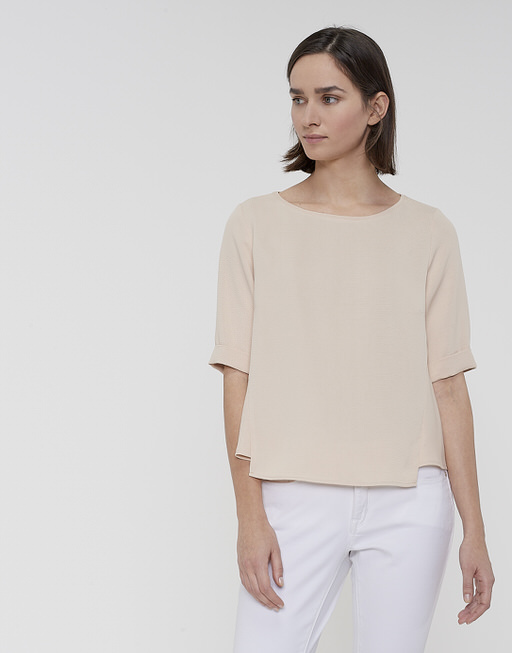 Shirtbluse Fimka shade of rose