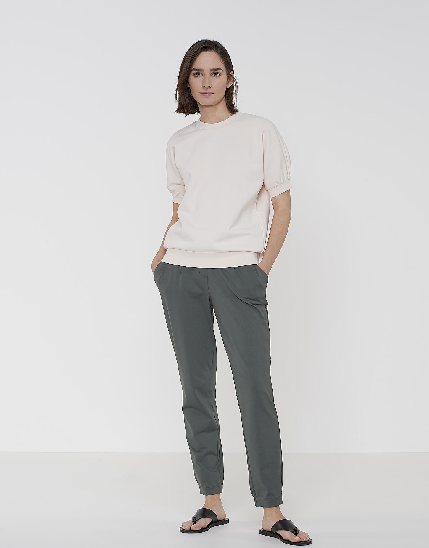 sweatshirt grilly ros online bestellen opus online shop. Black Bedroom Furniture Sets. Home Design Ideas