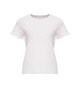 T-Shirt Sereia shade of rose