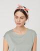 Tuch Aminni scarf shade of rose