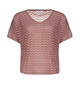 Boxy shirt Santo HS velvet pink