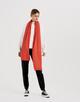 Wollschal Acasha scarf darling red