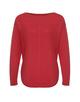 Strickpullover Plostine true red