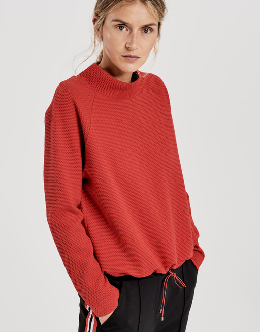 Sweater Gulani true red