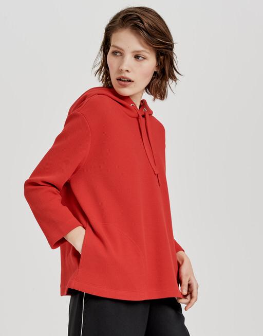 Sweater Gomike true red