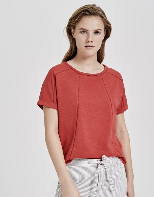 T-shirt Sillina paradise red