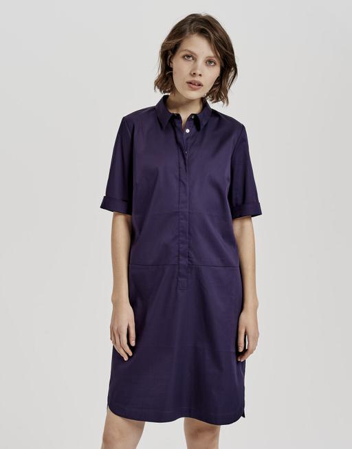 Blusenkleid Willmari dark violet