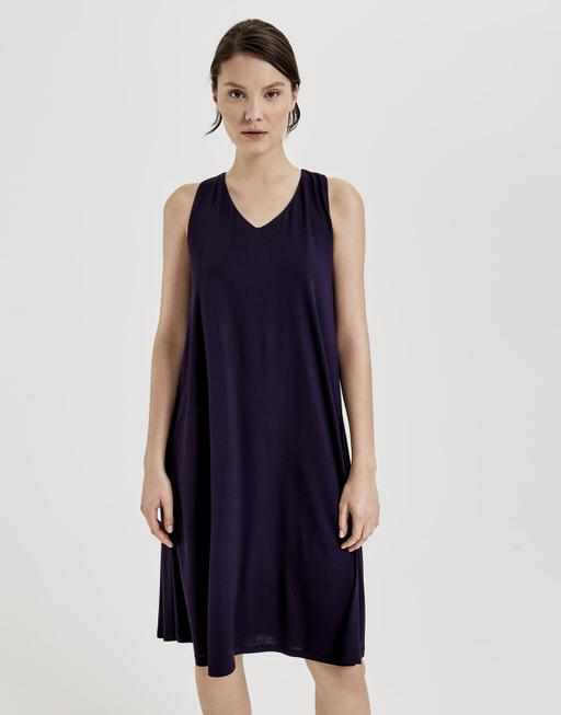 Zomerjurk Winga dark violet