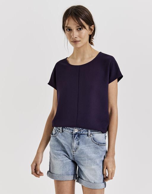 Shirt Sudo dark violet