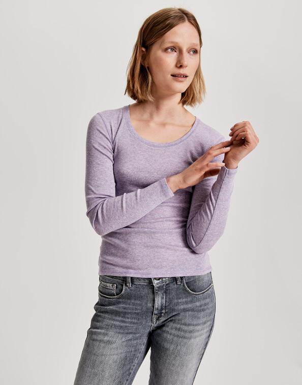 Basicshirt daily J rosé online bestellen | OPUS Online Shop