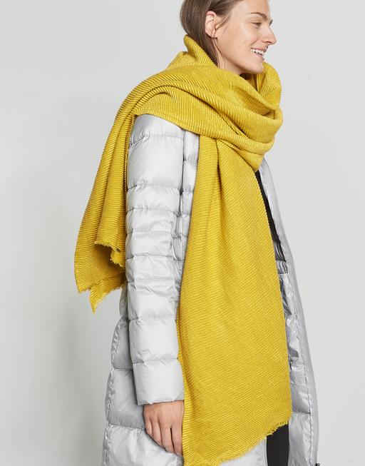 Schal Asomi scarf mute mustard