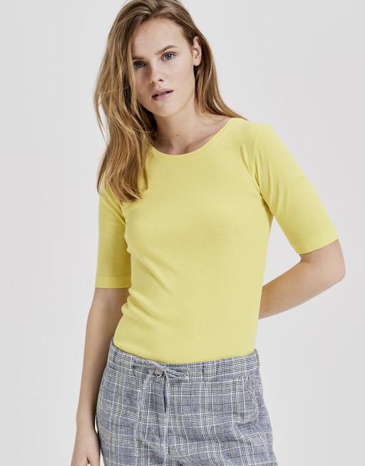 T-Shirt daily B mellow yellow